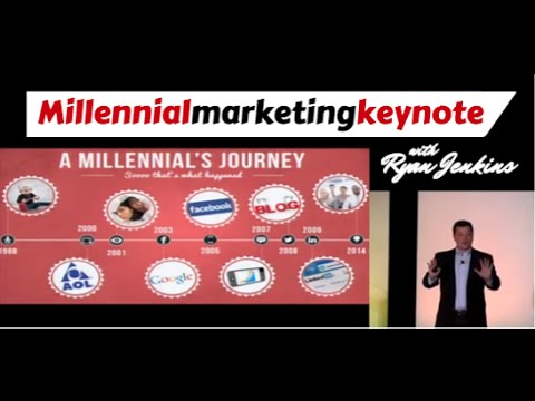 Millennial Marketing Keynote with Ryan Jenkins