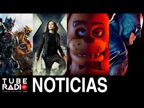Tube Radio: Kitty Pryde, Transformers, Five Nights at Freddys, Black Panther, Justice League