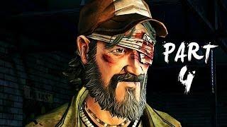 The Walking Dead Season 2 Episode 3 Gameplay Walkthrough Part 4 - Backfire