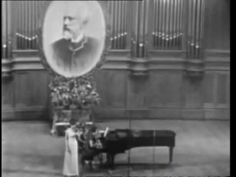 Liana Isakadze P. Tchaikovsky Valse-Scherzo