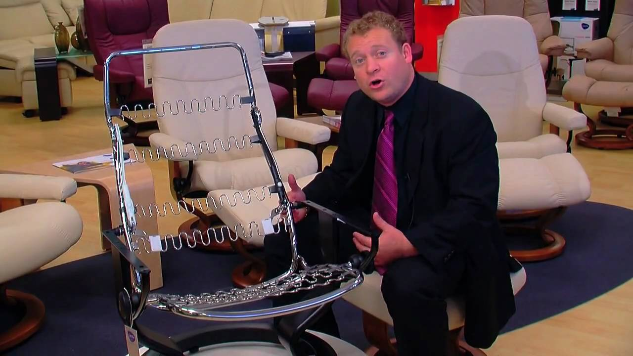 Stressless By Ekornes, The Worlds Most Comfortable Chair At Leather By  Design   YouTube