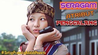 Gambar cover PRAMUKA PENGGALANG (Seragam Atribut)