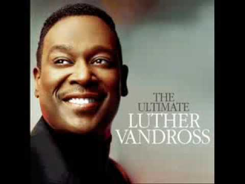 I'd Rather Luther Vandross