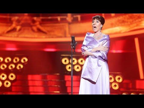 Diana Navarro se viste de 'Casta Diva' para interpretar a María Callas - Tu Cara Me Suena