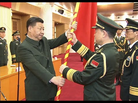 Xi Urges Progress in Military Education, Research
