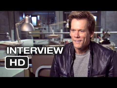 R.I.P.D. Interview - Kevin Bacon (2013) - Ryan Reynolds, Jeff Bridges Movie HD