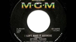 SPYDER TURNER - I Can