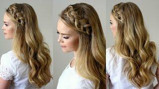 dutch headband braid tutorial   missy sue
