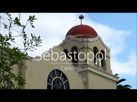 Cinematic Sebastopol, CA...Cinematic Cellphone Videography (Samsung Galaxy S9+)