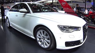2016, 2017 Audi A6L, Volkswagen to build China only luxury sedan based on Audi A6L 2016, 2017
