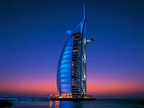5 star hotels in dubai youtube for Top five star hotels in dubai