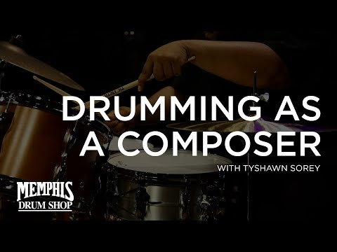 Tyshawn Sorey Talks Drumming as a Composer