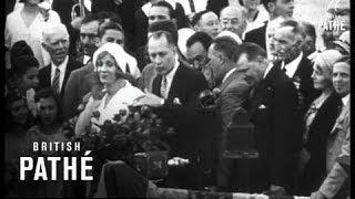 Californians Greet Their Little Aimee Aka Amiee Macpherson - Greeted (1936)