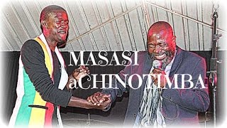 Cde Chinotimba jokes at Mugabe