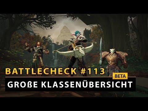 WoW Battlecheck - Große Übersicht der Klassenanpassungen! | Battle for Azeroth