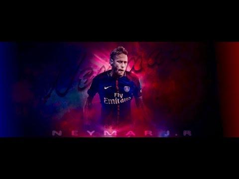 Neymar J.r ▶ Hero's Tonight | Skills And Goals | PSG | 2017 | HD