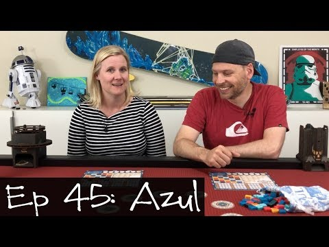 Azul Review - Ep 45: This Week in Board Games