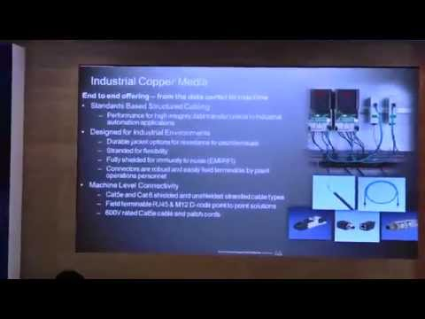 Designing the Physical Layer for EtherNet/IP