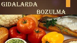 Gıdalarda Bozulma Nedenleri Video