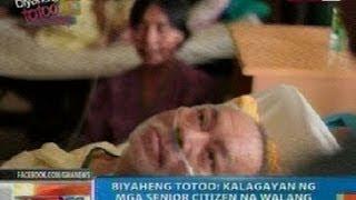 Ntg: Biyaheng Totoo: Kalagayan Ng Mga Senior Citizen Na Walang Benepisyong Pangk