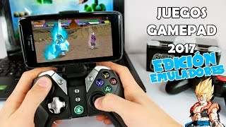 TOP 5 Mejores EMULADORES De Consolas -Compatibles Con Gamepad ಠ_ಠ