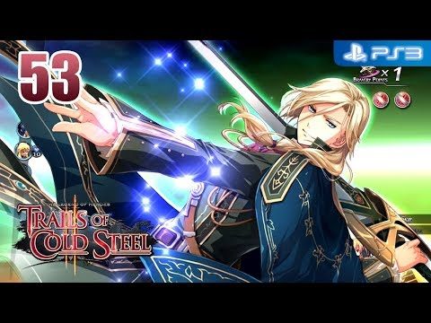 The Legend of Heroes: Trails of Cold Steel II 【PS3】 #53 │ Act 1 - Ashen Chronicles