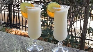 How To Make A Margarita From Scratch - Frozen Drink Recipe - Tailgator Gas Powered Blender
