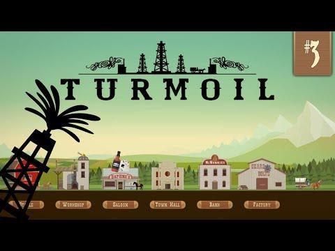Turmoil - #3 - So Many Spillage Fines
