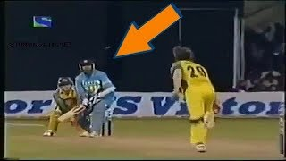 Rahul Dravid Funniest moment - Watch Adam Gilchrist reaction