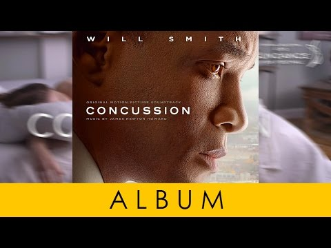 Concussion FULL SOUNDTRACK 01 OST By James Newton Howard Official