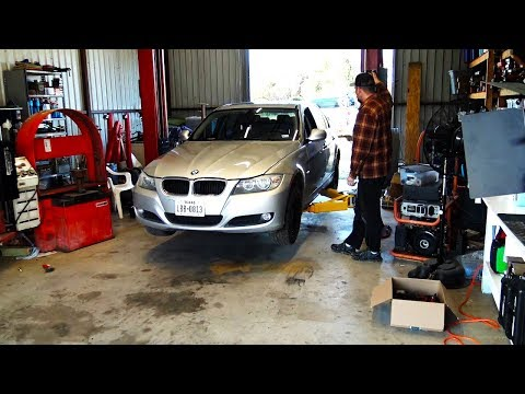 You wont believe whats missing from this BMW?