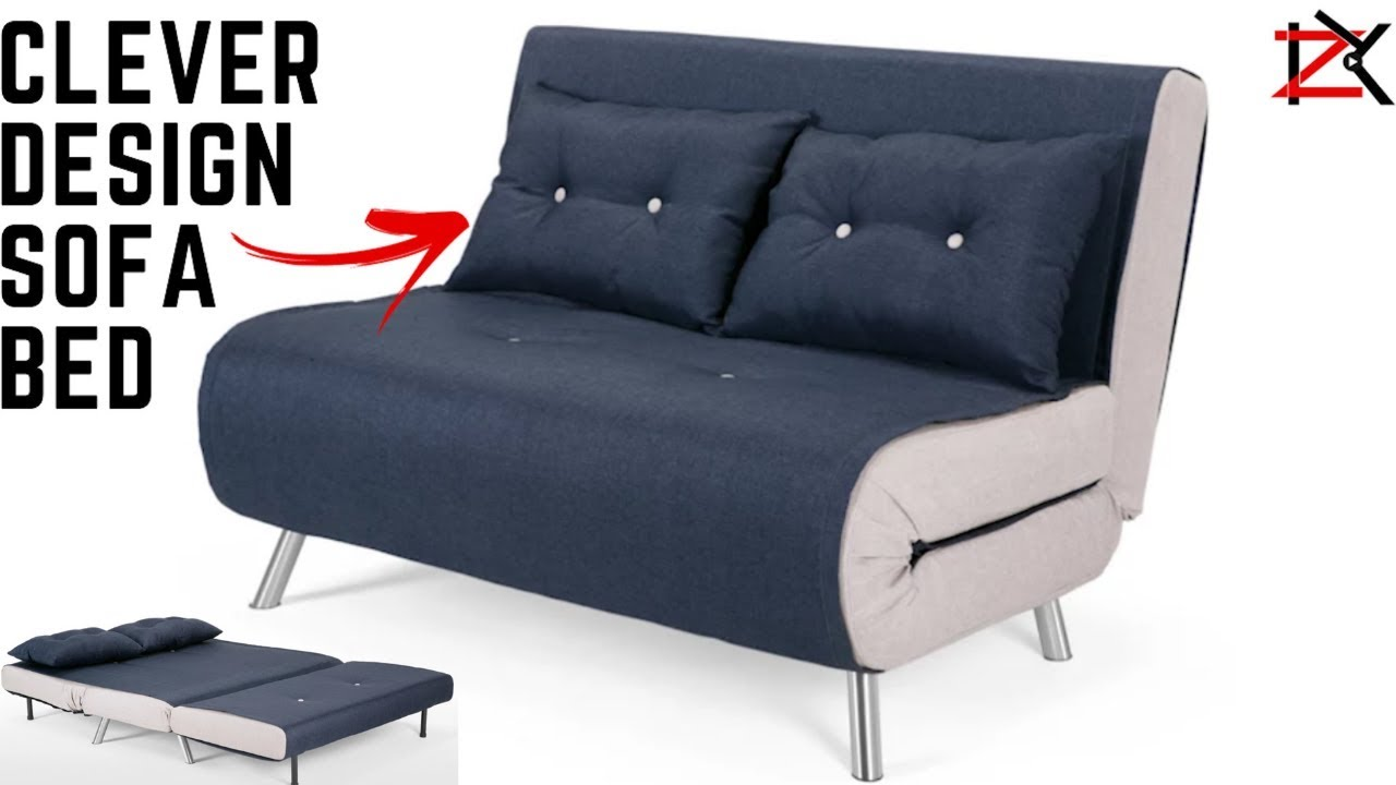 - How To Assemble Haru Sofa Bed By MADE - Easy Installation Space