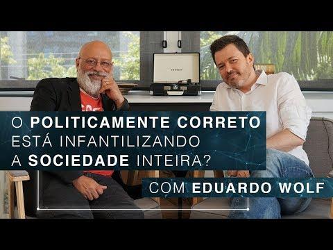 O Politicamente Correto Está Infantilizando A Sociedade Inteira?   Eduardo Wolf