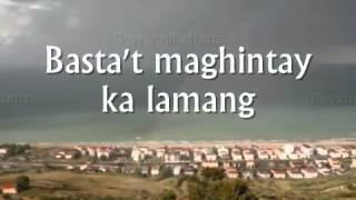MAGHINTAY KA LAMANG WITH LYRICS BY TED ITO YouTube