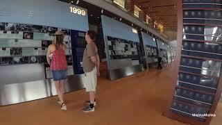 США 534: Музей и Библиотека Б. Клинтона в Литл Роке, Арканзас