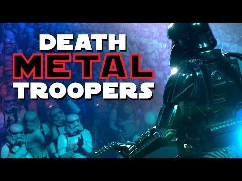 Death METAL Troopers