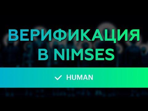 КАК ПОЛУЧИТЬ СТАТУС HUMAN / ВЕРИФИКАЦИЯ В NIMSES