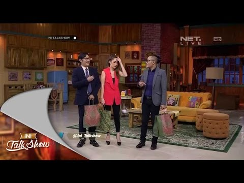Ini Talk Show 11 Maret 2015 Part 1 - Eno Netral, Rani Ramadhany, Ikmal Tobing, Bunga Citra