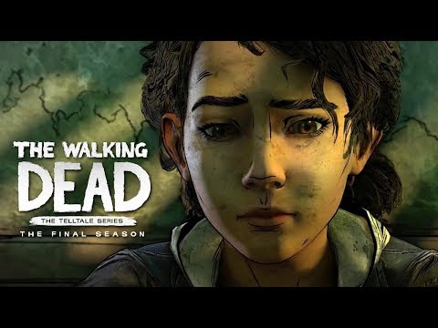THE WALKING DEAD: Season 4 Episode 2 Full Walkthrough (Telltale Final Season) No Commentary