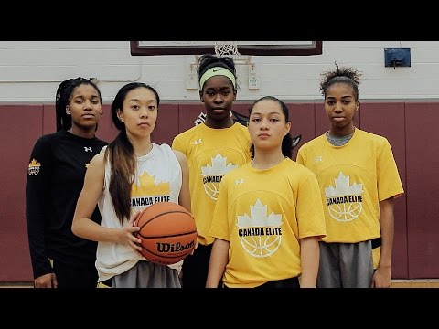 Canada Elite Lady Ballers ready for a big season | On Point Basketball