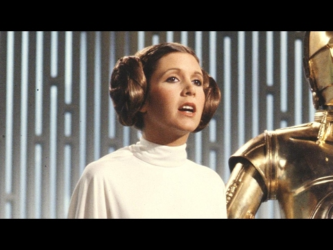 Princess Leia Scenes - The Star Wars Holiday Special - Errore_404