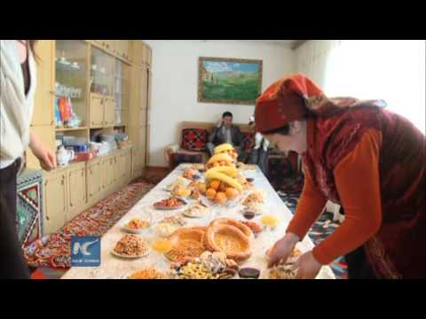 RAW: See how Persian new year 'Nowruz' is celebrated in Kyrgyzstan