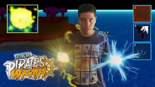 THE POWER OF LIGHT (PIKA)!/ALL STYLES OF COMBATES AND MORE! Roblox: One Piece Pirates Wrath