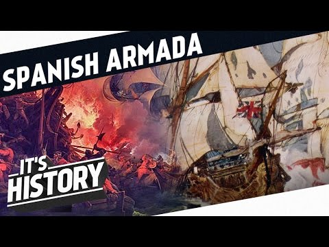 The Epic Failure of the Spanish Armada I PIRATES