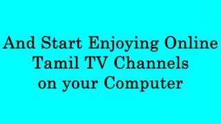Online Tamil TV