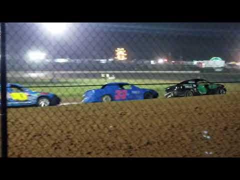 Jackson Co Fair Brownstown Speedway 7-28-18 Hornet feature