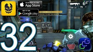 SHADOWGUN Legends Android iOS Walkthrough - Part 32 - Operations, Co-op