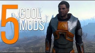 5 Cool Mods - Episode 8 - Fallout 4 Mods (PC/Xbox One)
