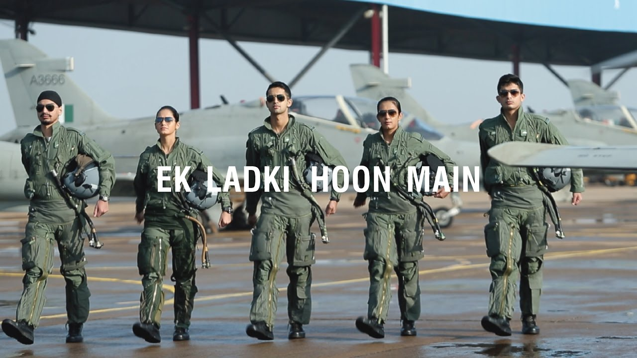 Indian Air Force champions equality in the skies in its new