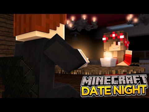 Minecraft-Date Night-EVIL LITTLE CARLY HAS A BOYFRIEND!!